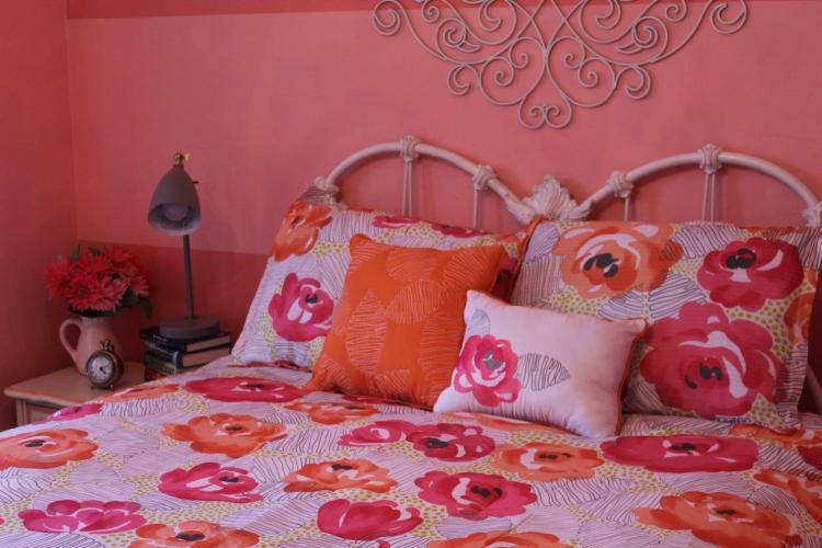 Belle Bleu Interiors Teen Girl's Bedroom 11