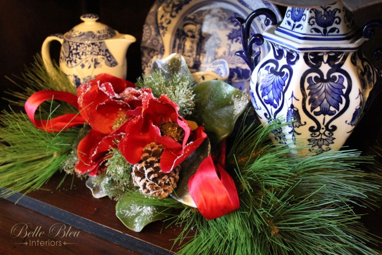Something New in the Dining Room and Holiday Touches