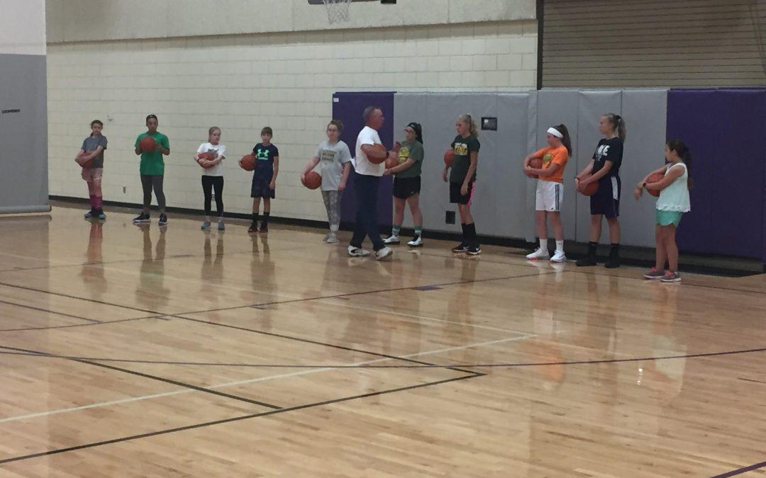 Youth Girls Basketball Registration Open