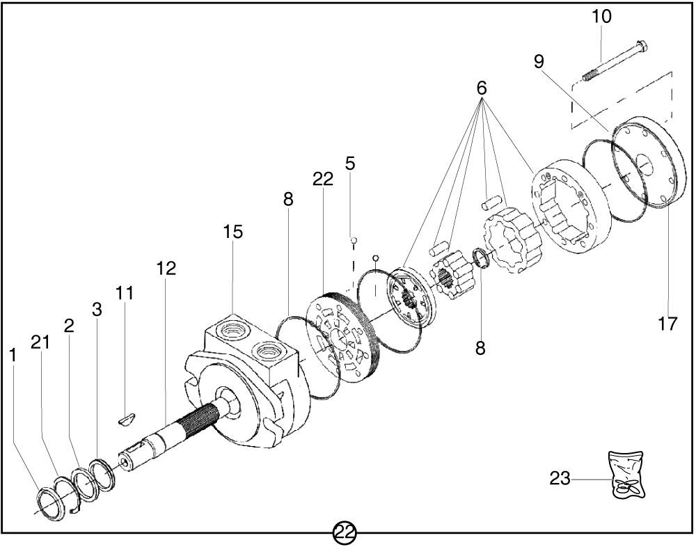 Belle Group :: Belle Spare Parts : Roller Striker