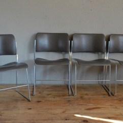 David Rowland Metal Chair When To Buy High For Baby Chaises 40 4 De L Atelier Belle Lurette Renovation Minimaliste Annees 50 Empliable Design Vintage Retro Midcentury Chairs Soldes