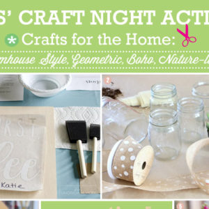 Craft Night Archives Unique Party Ideas From The Party Suite At Bellenza