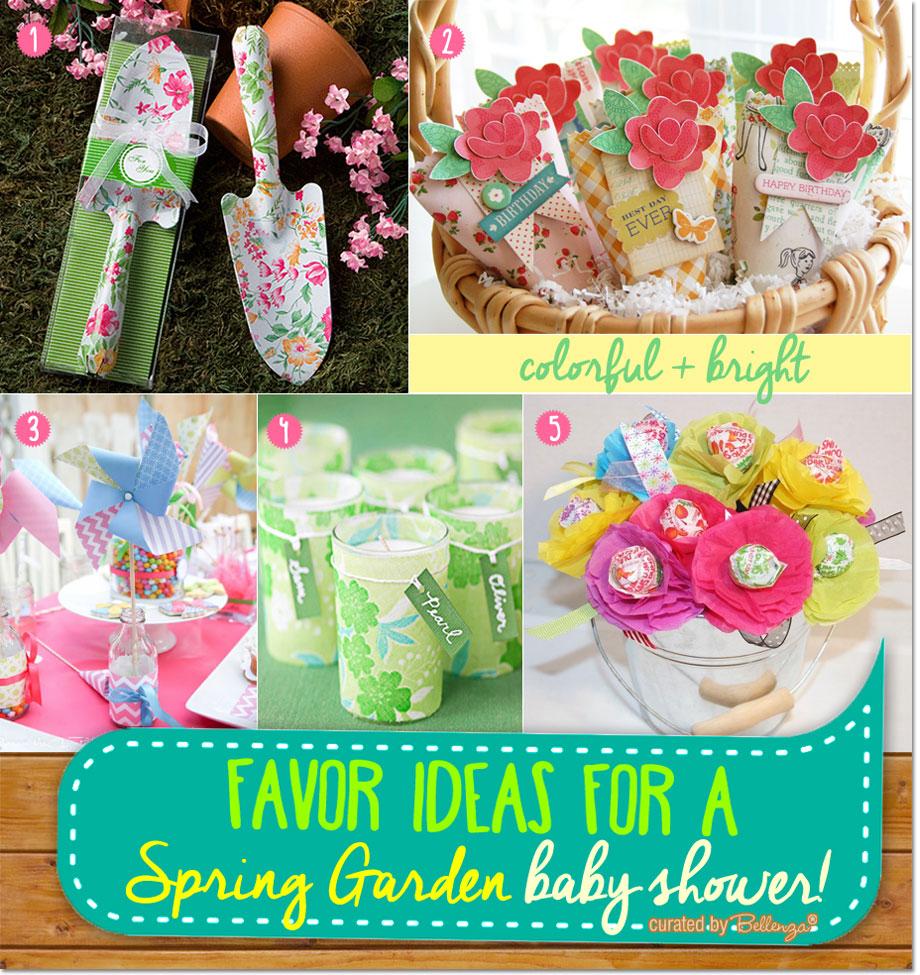 Garden Birthday Party Favors – aletablog.com