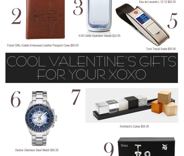Valentines Gifts For Him That Are Cool