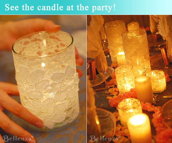 Candle Wedding Reception Decorations Gl Pillar Holder Candlelight Ceremony Ideas Stem Vase