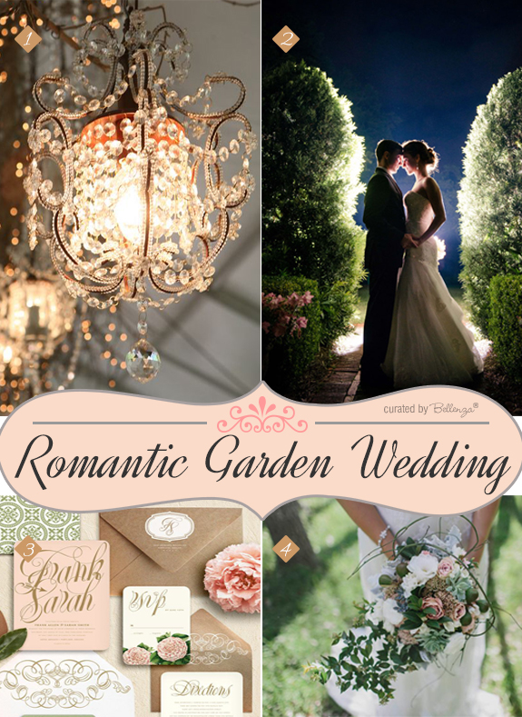 Romance Is In The Air A Summer Garden Wedding Soiree Unique
