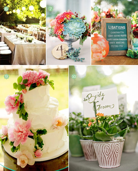 The Allure Of A Classic Garden Wedding DIY Ideas To Inspire You