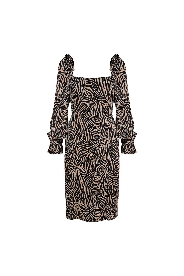 BELLES OF LONFON – ROBIN SQUARE DRESS
