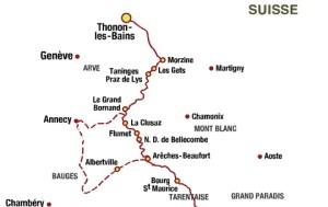 plan route des grands alpes 1