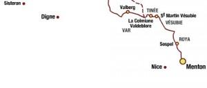 plan route des grands alpes 4
