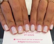 splendid french manicure design