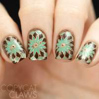 30 Playful And Beautiful Nail Art Designs For Spring ...