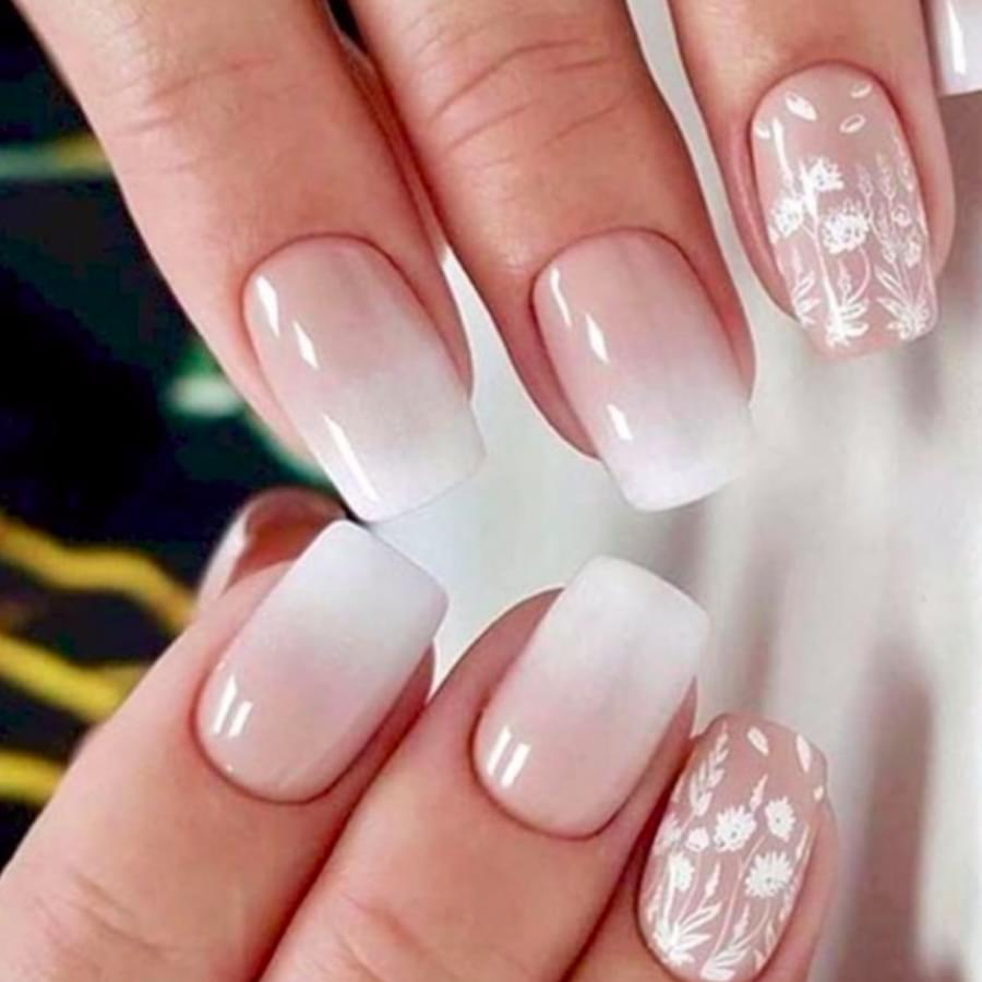 photo Elegant Neutral Nail Designs 20 simple and elegant dip nail ideas