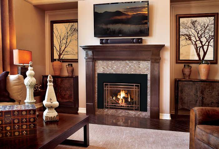 wood gas fireplaces bbqs