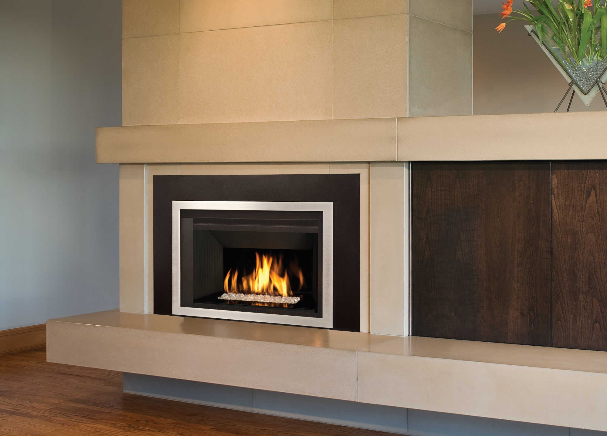 Bellevue Fireplace