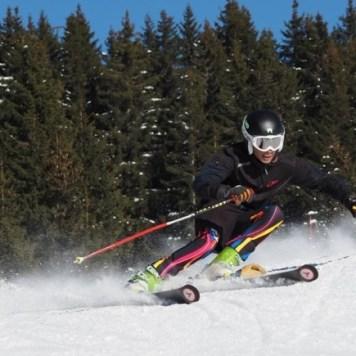 Wintersport op een uurtje rijden van Geneve airport in gunstig gelegen Grand Massif Frankrijk