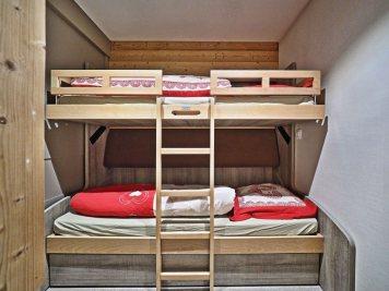 small sleeping room