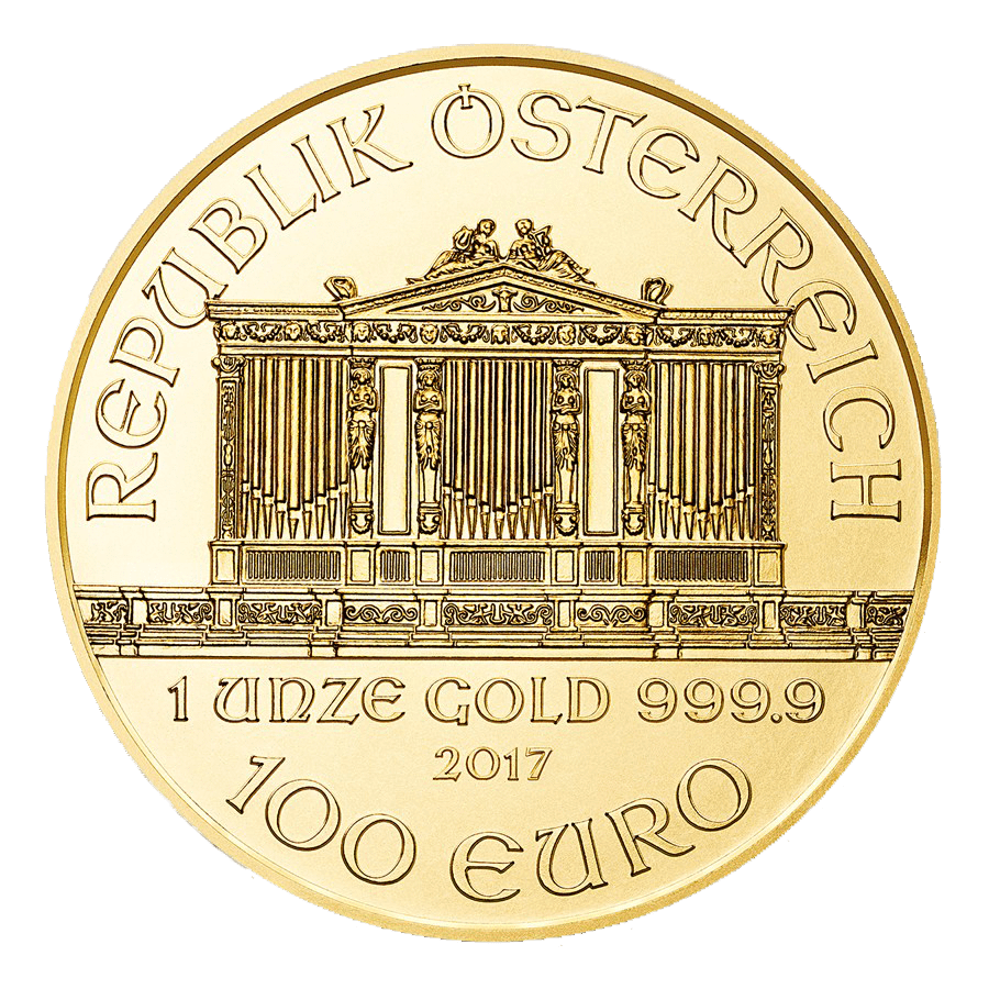 Gold Coins from Austria