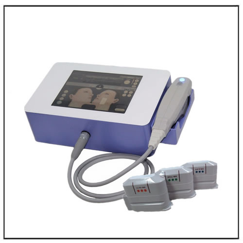HIFU Ultrasonic Skin Tightening Machine