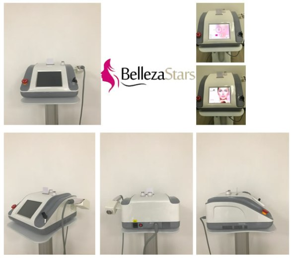 Nano radio frequency beauty machine for skin tightening