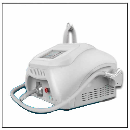Portable 808nm Diode Laser Permanent Painless Hair Removal Beauty Machine