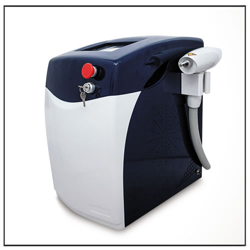 2 IN1 IPL Elight YAG Laser Hair and Tattoo Removal Machine