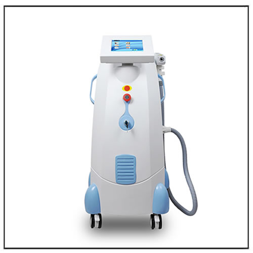 Beauty Salon Nd yag Laser Tattoo Removal Machine