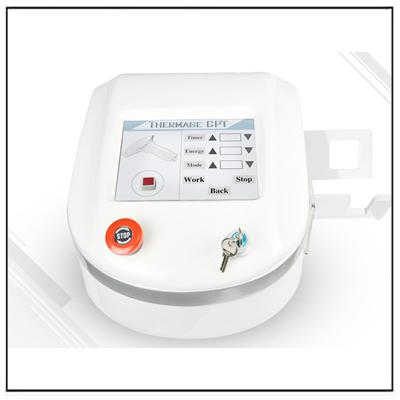 Fractional RF System Skin Care Equipment