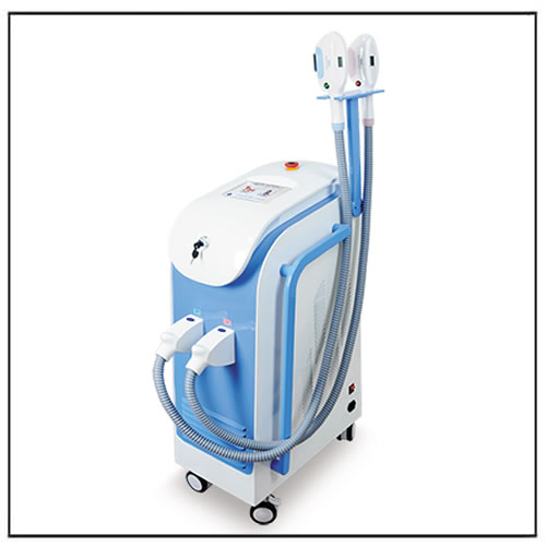 OPT IPL Hair Removal Skin Rejuvenation Machine