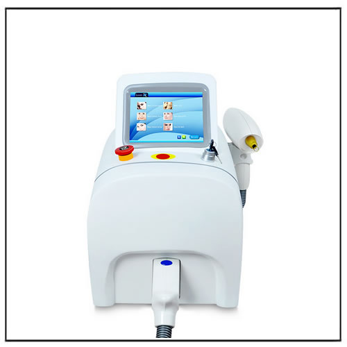 Q-switch Nd yag Laser Skin Whitening Machine