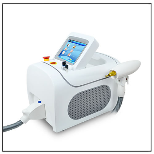 Tattoo Removal Nd yag Laser Q Switch Beauty Machine