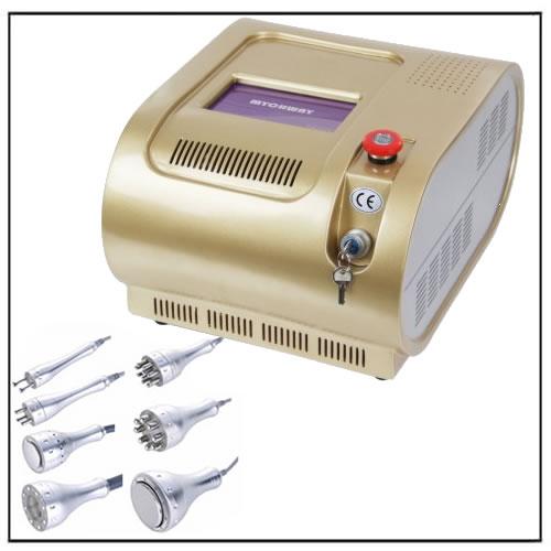 7 in 1 Multifunction Cavitation Vacuum RF Cold Photon Slimming Skin Rejuvenation System
