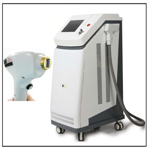 808nm Diode Laser Hair Remove Machine