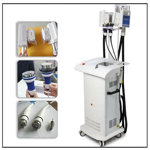 Cryo Cavitation RF Beauty Machine