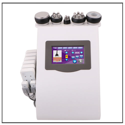 Non-invasive Cavitation Ultrasound Cavi Lipo RF Beauty Device