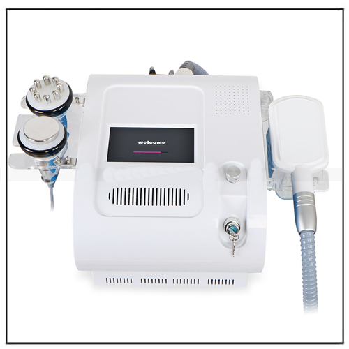 Cool Cold Slimming Vacuum Cavitation RF Multifunctional Machine