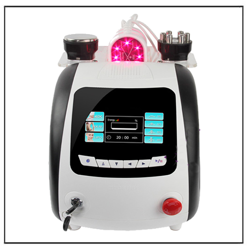 40k Cavitation Ultrasound RF Led Lllt Body Fat Removal Machine