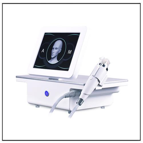 Microneedling RF Facelift Machine