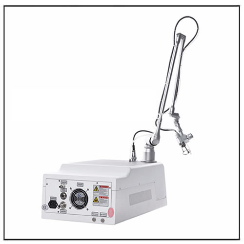 Skincare Pigment Removal Co2 Fractional Laser Machine