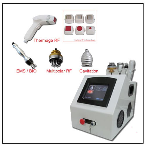 Thermage Fractional RF Cooling EMS BIO Cavitation Machine