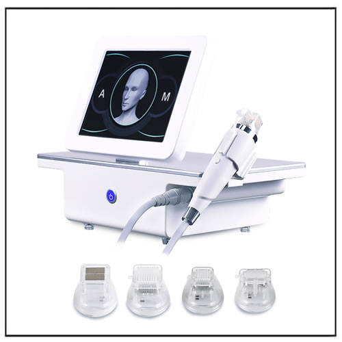 Wrinkles Freckle Pigment Removal Microneedle RF Beauty Machine