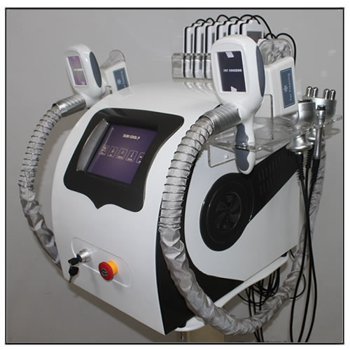 4 IN 1 Lipolaser Cavitation RF Cryolipolysis Slim Cool Machine