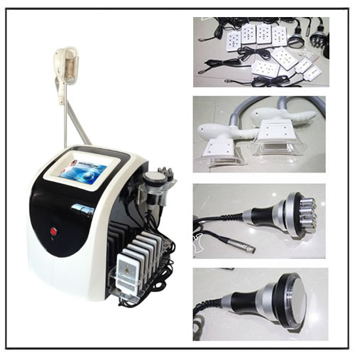 Multifunction Cryo Lipo Laser Machine