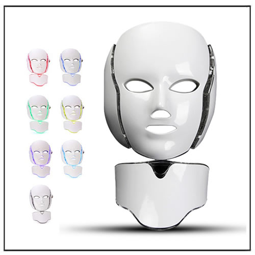 PDT LED Mask Face Neck Skin Care