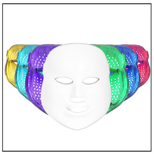 Skin Whitening Photon Led Therapy Mask