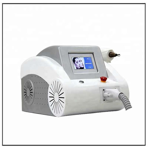 Tattoo Removal Q Switch Nd Yag Laser Device