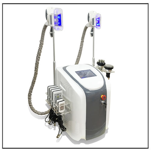 Lipolaser Cavitation RF Cryolipolysis Cooling Beauty Equipment
