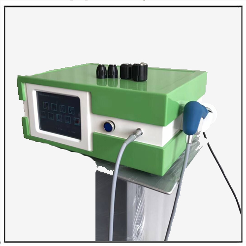 Physical Physiotherapy Extracorporeal Shockwave Therapy Equipment