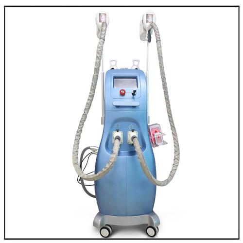 Multifunctinonal Cryolipolisis Lipolaser Cavitation RF Machine