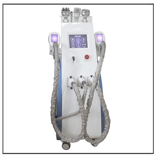 Multifunction RF Laser Vacuum Cryolipolysis Slimming Machine